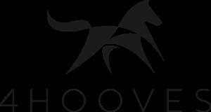 4HOOVES-logo-bw