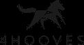 4hooves-logo-black